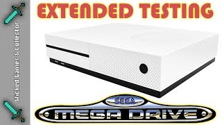 """X-Game 600 in 1 / Fake Xbox One - """" Sega MegaDrive / Genesis """" - Extended Testing Review"""