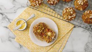 Healthy Morning Muffins - Martha Stewart