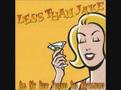 Less Than Jake-Help Save the Youth of America[live]