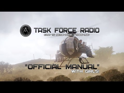 Task Force Arrowhead Radio | Make Arma Not War