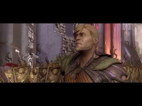 Injustice: Gods Among Us - Atlanteans vs Amazons