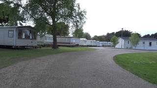 A Trip Around Haven Holidays  , Wild Duck Holiday Park As Passenger On A Kart