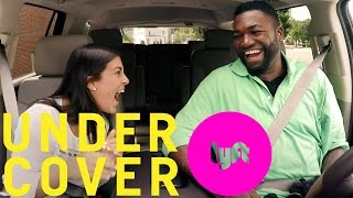 Undercover Lyft featuring David Ortiz by : Lyft