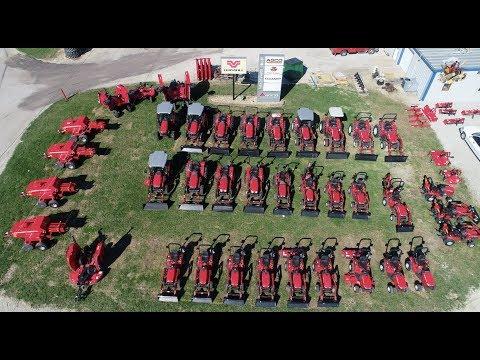 Visiting Mayer Farm Equipment In Jeffersonville Ohio