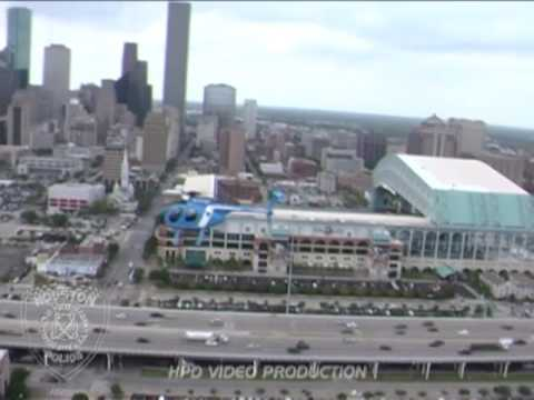Download Helicopter Division music video (Houston Police Department, HPD Video Production, CG)