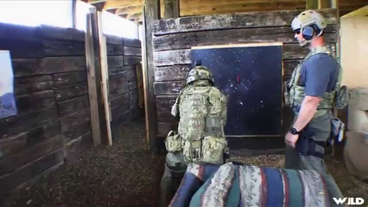 Tactical Training for a Home Invasion
