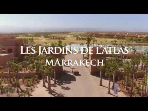 Les jardins de l 39 atlas marrakech youtube - Les jardins de l oyat mimizan ...