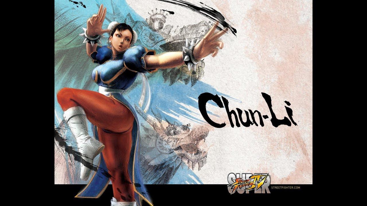 Chun lee mortal kombat