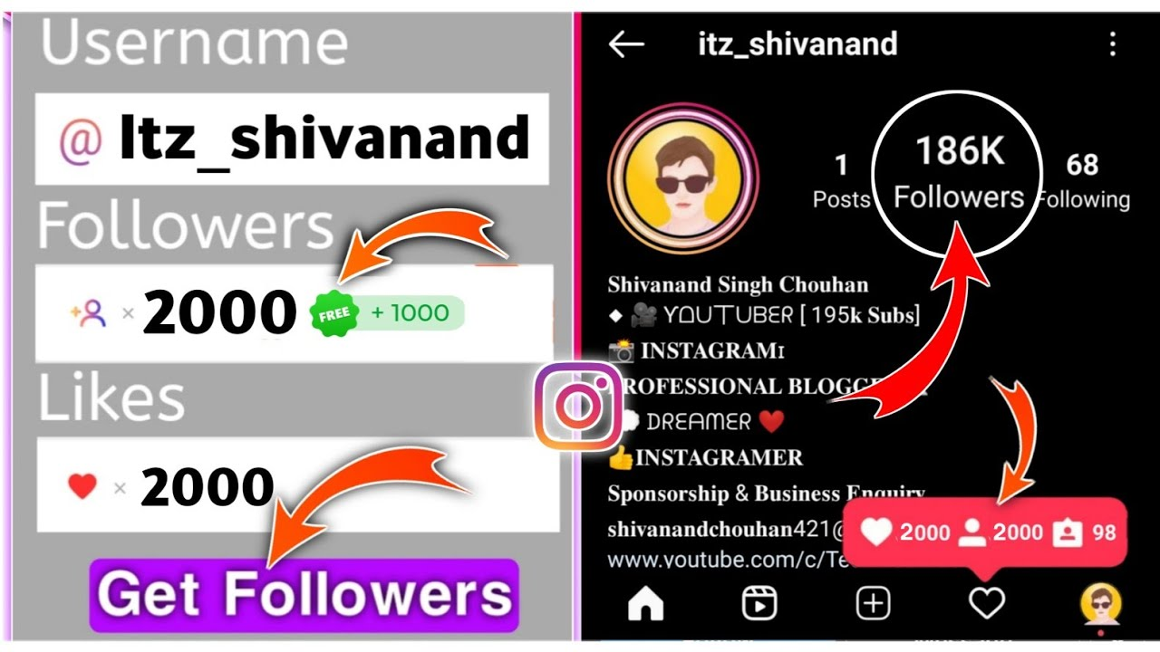 how to get more followers on instagram 2021 | How to increase instagram followers 2021