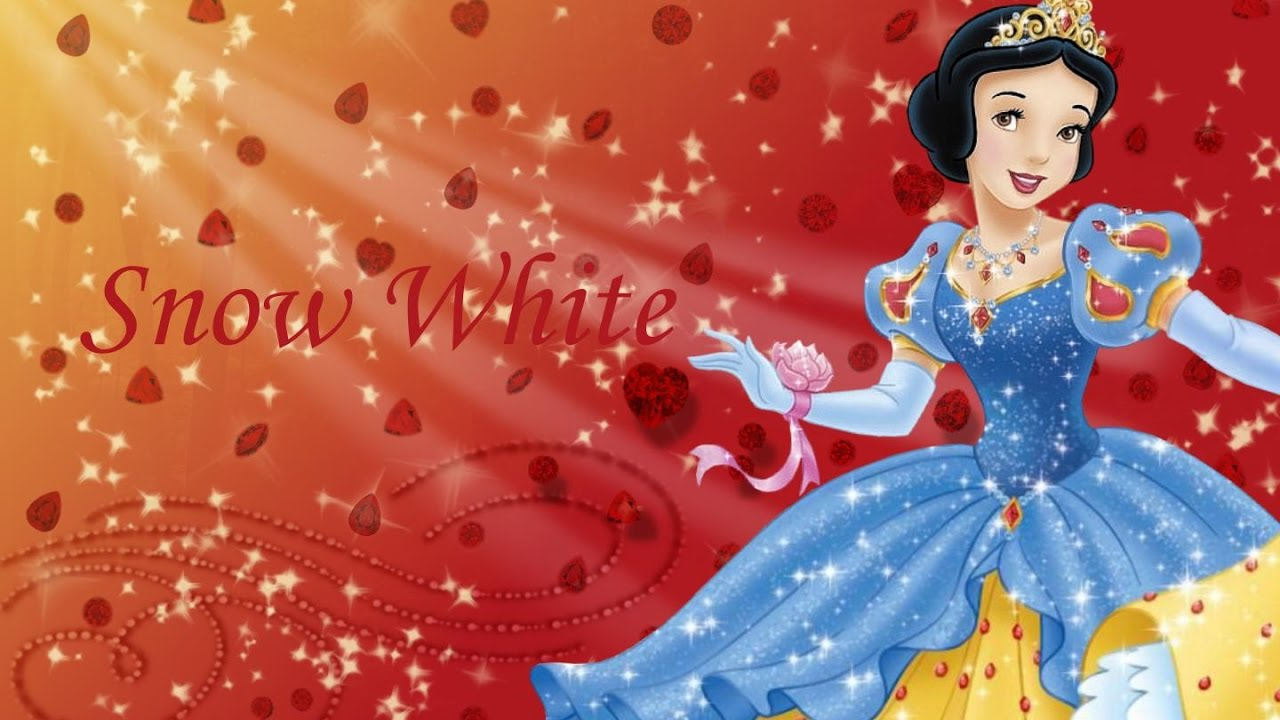 Happy Birthday Images And Song For Girls With Snow White Youtube