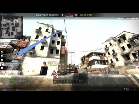 CS GO Competitive #1 w/Jack