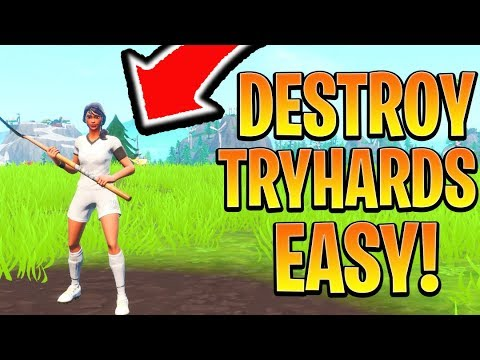 How to OUTPLAY SWEATS EASY! Fortnite Ps4/Xbox Tips and Tricks Season 9 (How to Win in Fortnite)