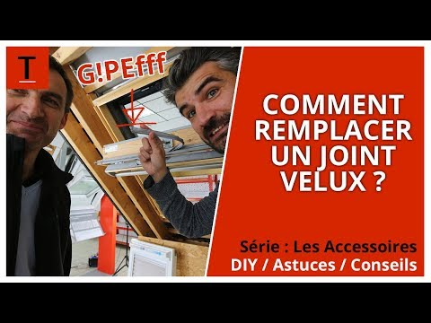 Comment Remplacer Changer Un Joint Velux Youtube
