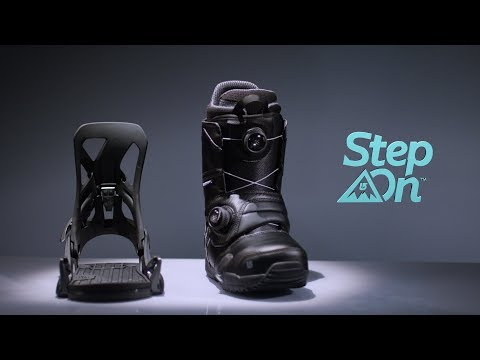 Burton Step On™ - Research & Development Process