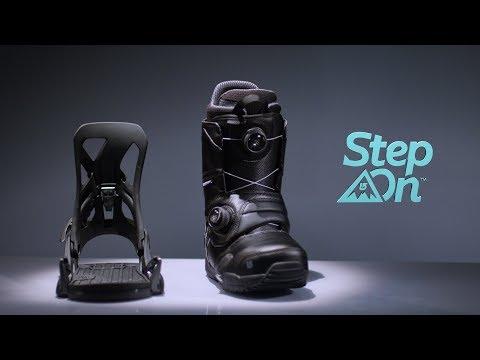 Burton Step On™ - Research & Development Process