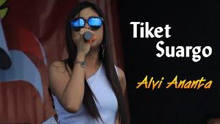 kendang cilik - TIKET SUARGO ~ Alvi Ananta    Izull Music