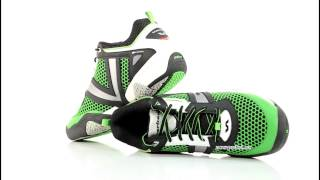 ZAPATILLAS VARLION HEXAGON VERDE 2014