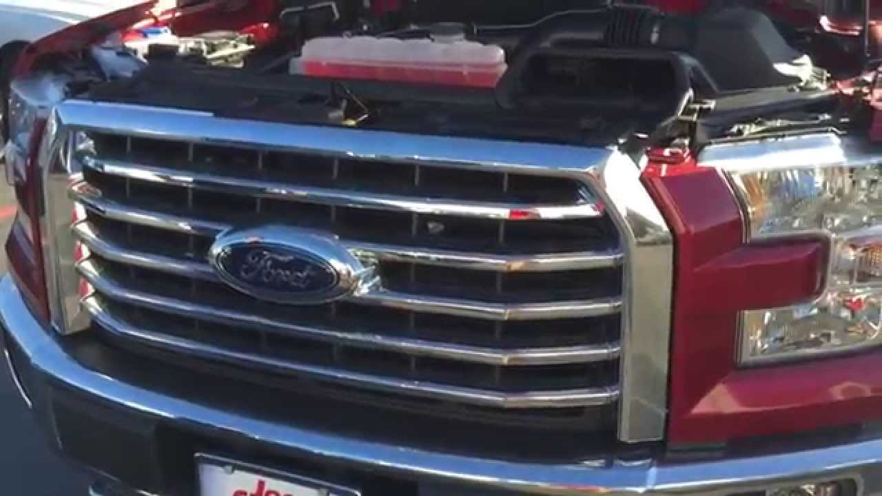 Joe Cooper Ford Midwest City >> 2015 Ford F-150 '1st One in Oklahoma' | Doovi