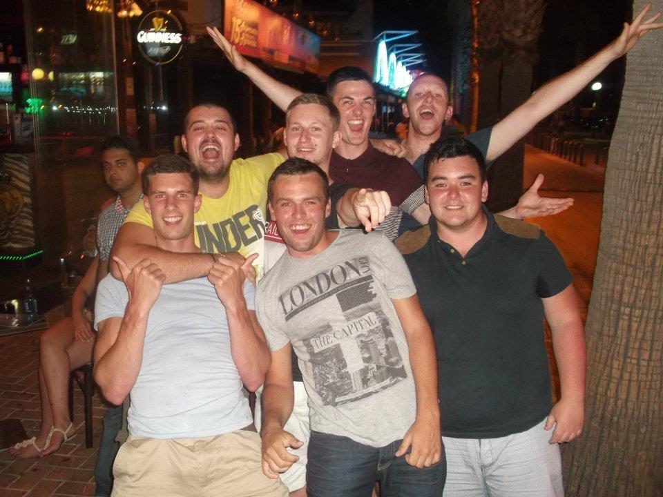 Cheap Lads Holidays >> Malaga Year 4 Lads Holiday 2012 Youtube