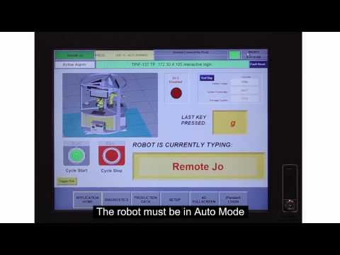 Remote iPendant - FANUC America iNews Product Update