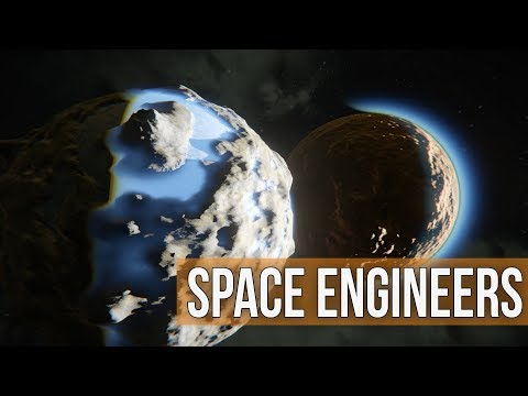 Space Engineers -  BATTLESHIP! Ep 33