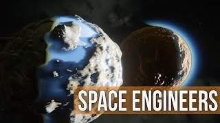 Space Engineers -  BATTLESHIP! Ep 33