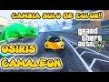 GTA V NUEVO DLC DINERO SUCIO 1.25/1.27 | PEGASSI OSIRIS CAMALEON MONTAJE COLOR EN PC