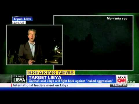 Libya - Breaking News - Gunfire, explosions heard in Tripoli