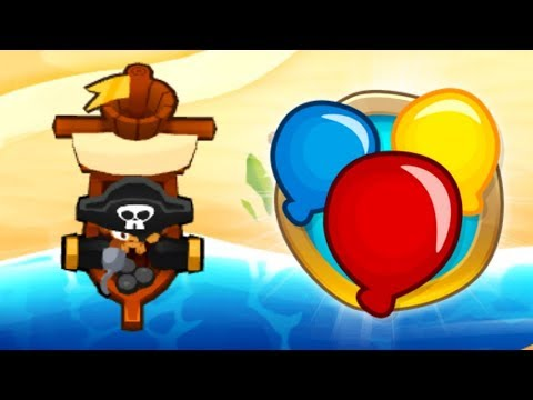 How Long Can You Survive With Pat Fusty? (Bloons TD 6)