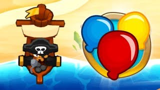 The 1 Tower ALTERNATE BLOONS Mode Challenge - Is It Possible? (Bloons TD 6)