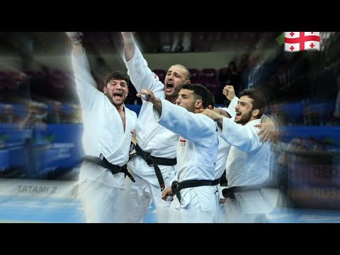 This is Georgian Judo