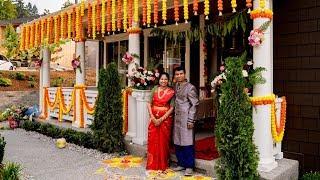Prasad & Anu House Warming Highlights