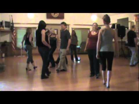 Traveling Four Corners-Dance & Walkthrough