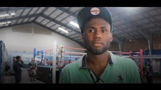"""Nicholas Walters on how he got the nickname """"Axe Man"""" & fighting Marriaga in the amateurs"""
