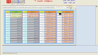 Webisoft HIS    Client Server Version   Operations Room
