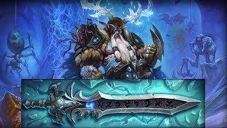 Hearthstone Adventure: Icecrown - Lich King Easy Defeat with Druid (+Deck List)
