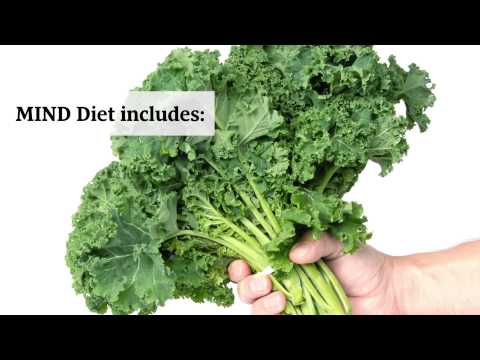 Nutrition Basics: Explaining the MIND diet