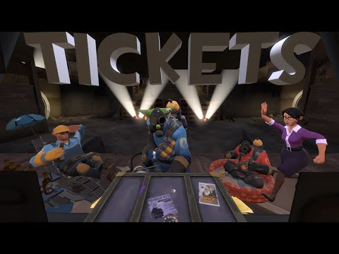Tickets [Saxxy Awards 2015 entry:  Extended]