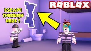 ESCAPE THE TOP SECURITY PRISON! | Roblox