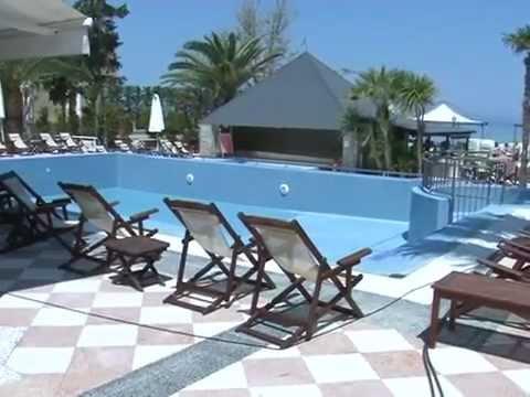 Grčka Leto 2016, Hotel Naias Hanioti