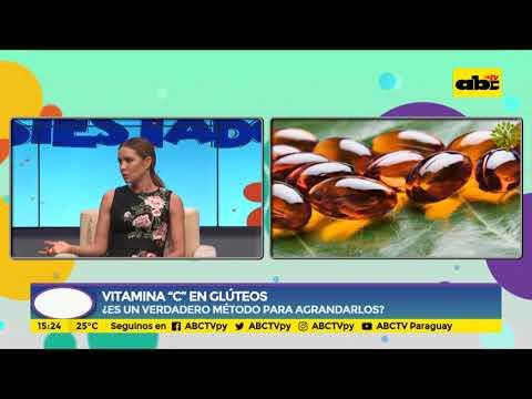 Gluteos que es c para la vitamina