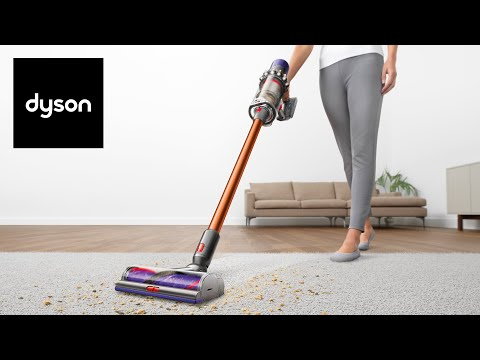 A New Era Begins - Dyson V10 Cyclone - TV Advert - Official Dyson Video