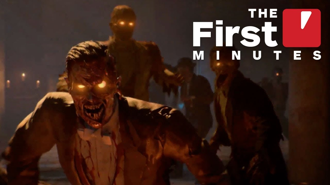 The First 15 Minutes of Dead of the Night - Call of Duty: Black Ops 4  Zombies