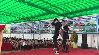 JACK Và K-ICM Live Hồng Nhan Bạc Phận SEVT Tại Trường Mỹ Việt