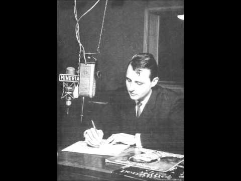 """Ricardo García - Despedida de """"Discomanía"""" en Radio Minería"""