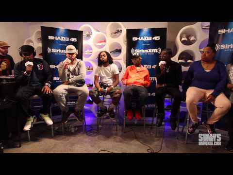 Sway SXSW Takeover: DJ Drama & Rich Homie Quan ATL Music + Surprise Appearance By Dej Loaf
