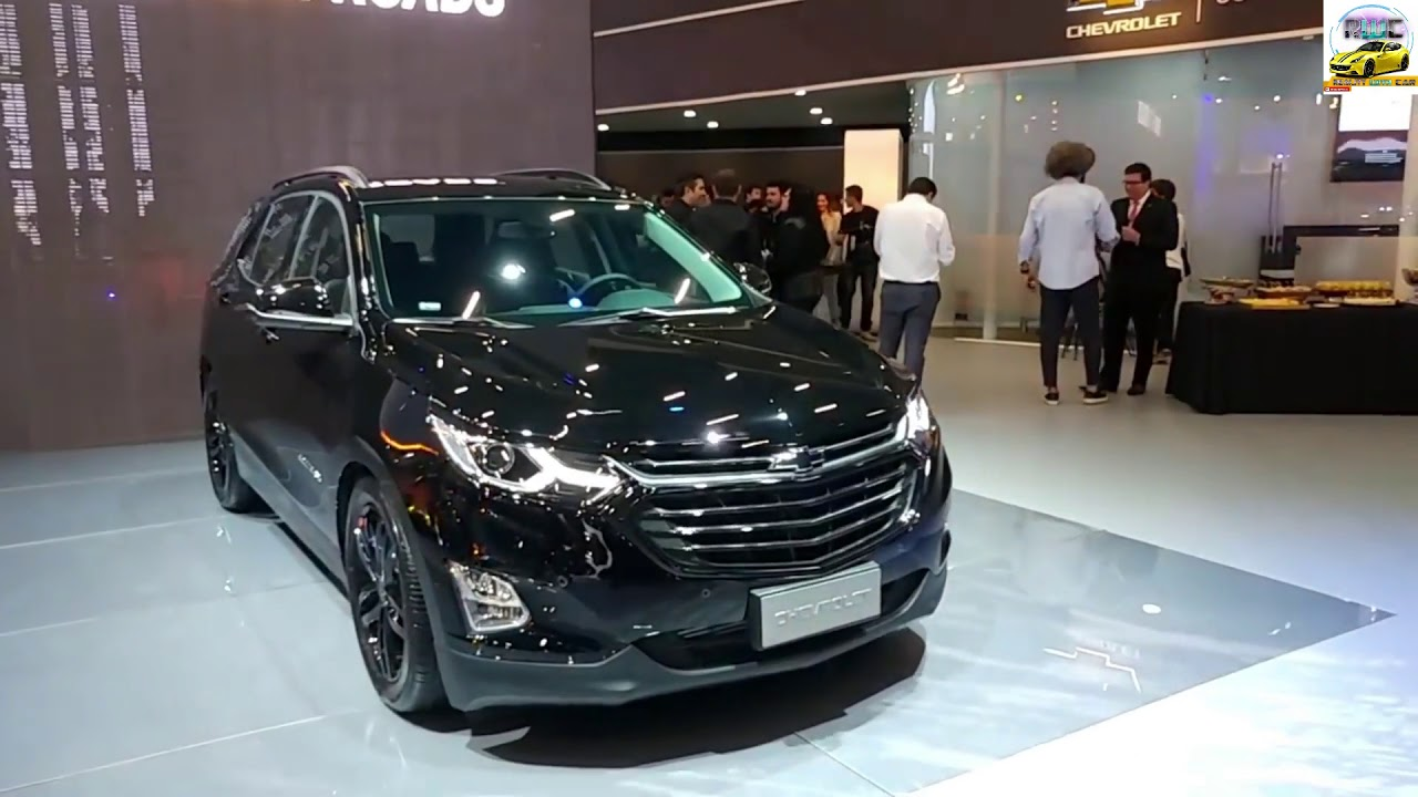 Equinox Midnight 2019 - lançamento da GM no salão do ...