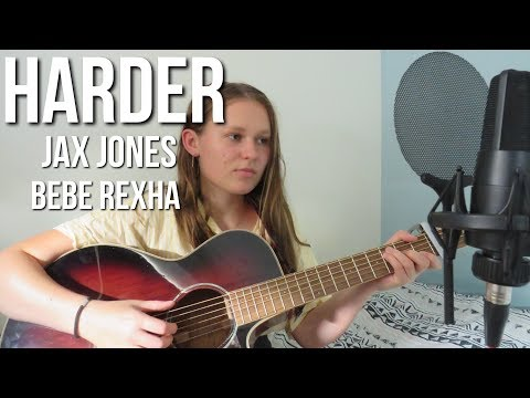 HARDER - Jax Jones, Bebe Rexha (cover)