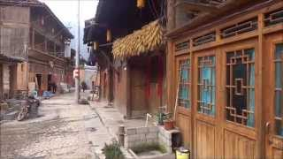 Shiqiao: Small Miao Village in Guizhou, China  石橋村: 貴州省のミャオ族村