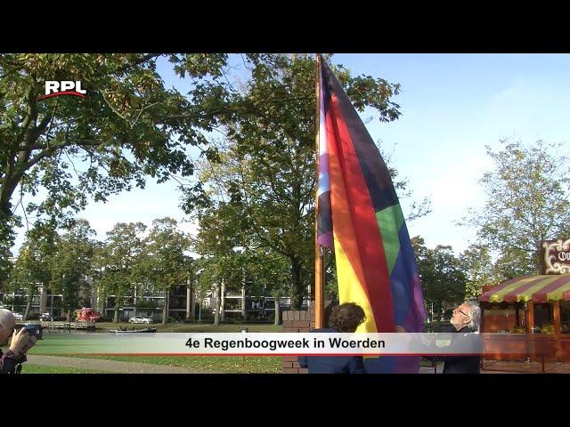 4e Regenboogweek in Woerden